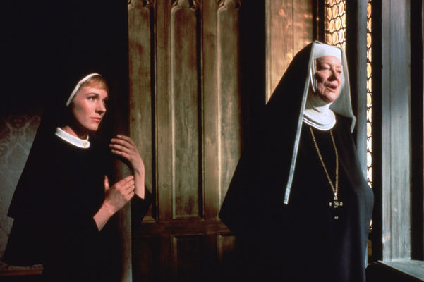 Maria and the nun