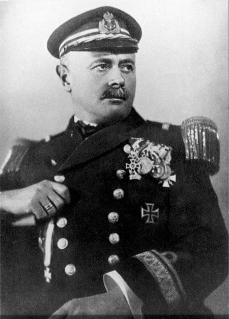 Captain Georg von Trapp
