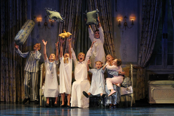 The Sound of Music Musical - The Trapp Family