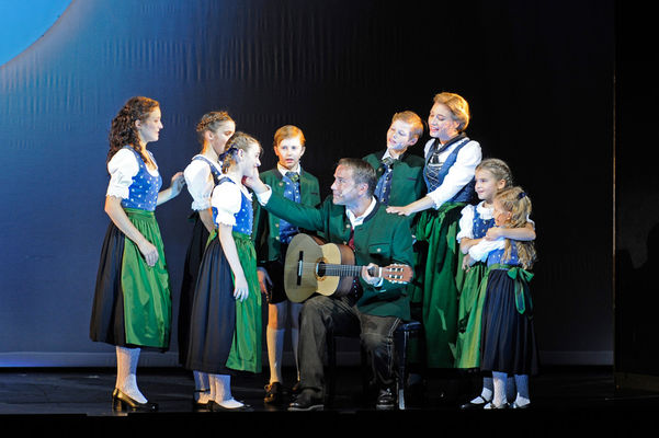 Sound of Music musical - the Trapp family