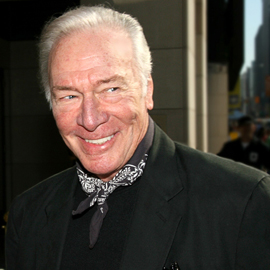 Christopher Plummer played Captain von Trapp