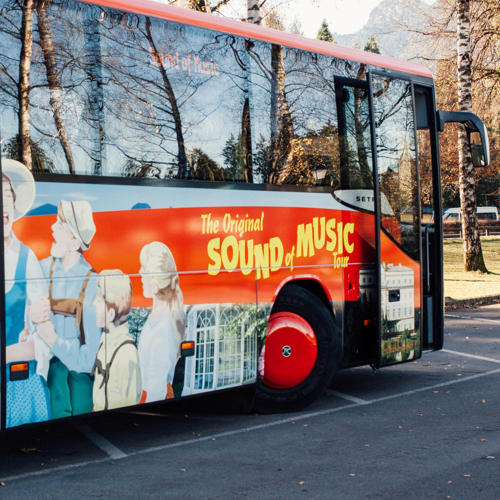 Music: Sound Of Music Touren, Packages & Concerts